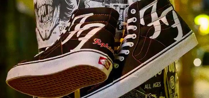 Vans Foo Fighters