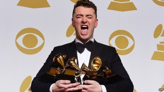 Les Grammys de Sam Smith