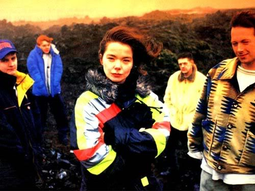 808 state with Björk
