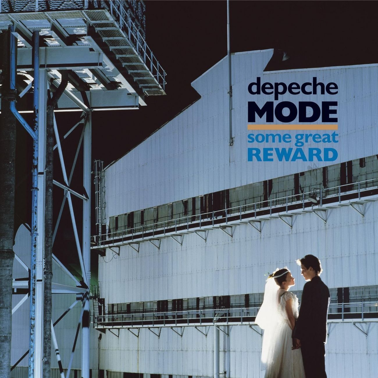 "Depeche Mode ""Some Great Reward"" cover"