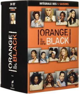 ORANGE IS THE NEW BLACK Saison 1-5