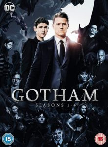 GOTHAM Saison 1-4