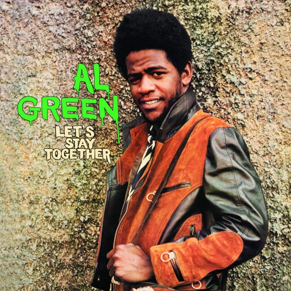 "AL GREEN: ""Let's Stay Together"""
