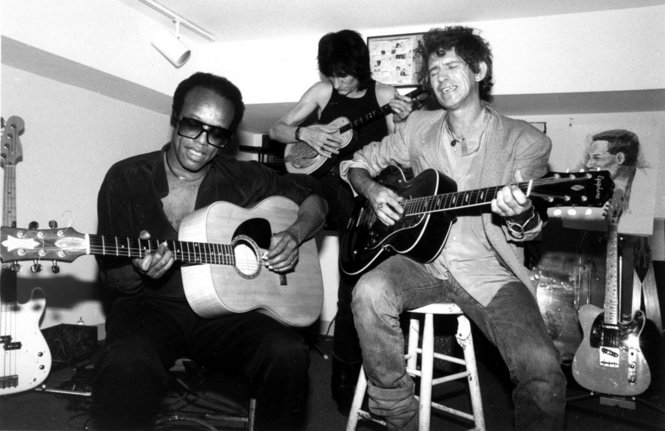 Bobby Womack and the Stones
