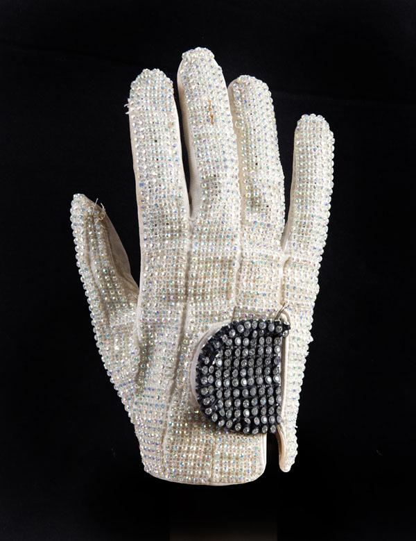 Le gant de MJ