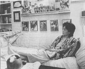 Yoko au Dakota