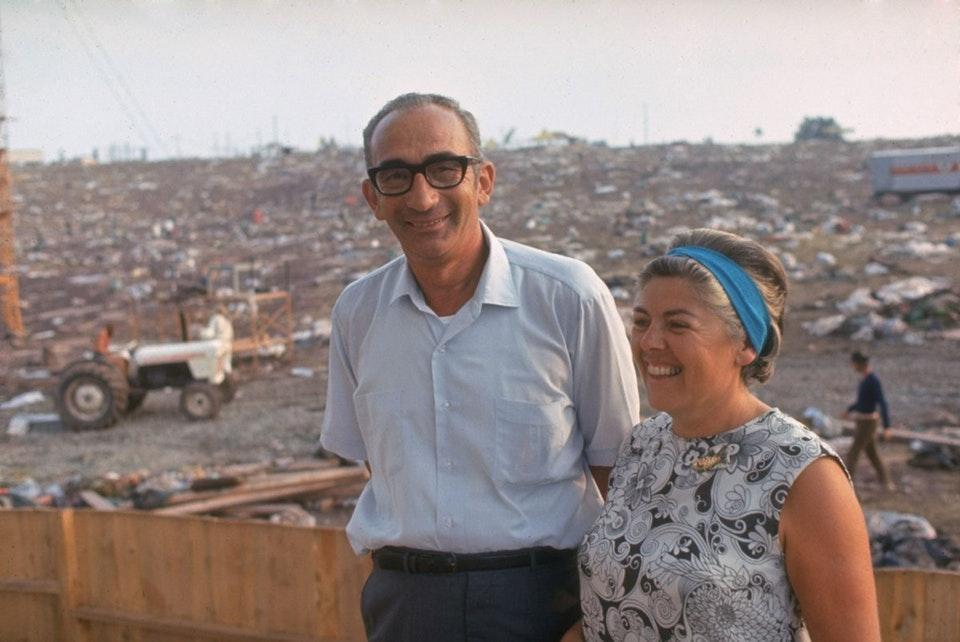 Max & Miriam Yasgur