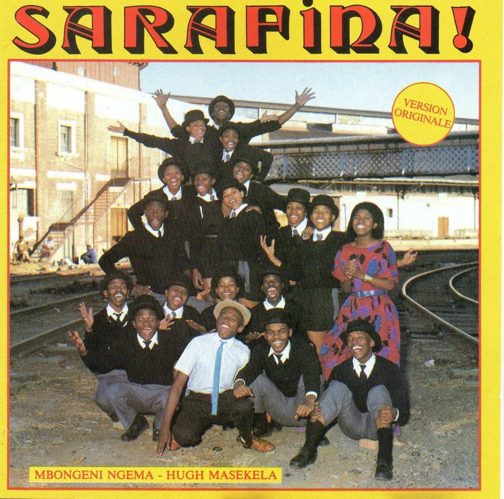 "MBONGENI NGEMA ""Freedom is Coming Tomorrow"" ( from ""Sarafina"")"