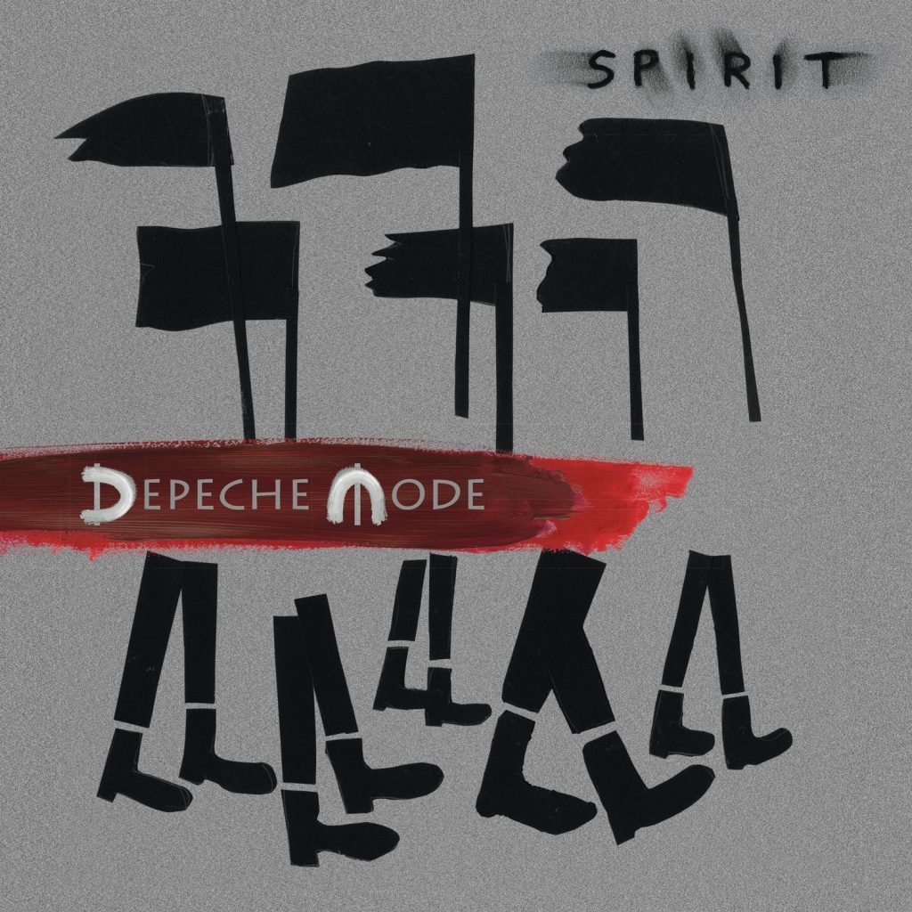 5 DEPECHE MODE : « Spirit »