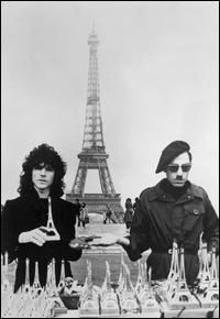Sparks in Paris