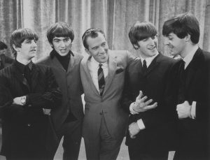 the Beatles Ed Sullivan Show