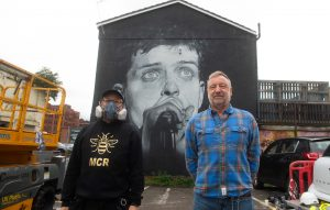 Akse and Peter Hook