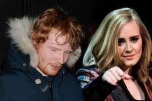 Adele & Ed Sheeran