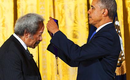 Allen+Toussaint+Barack+Obama