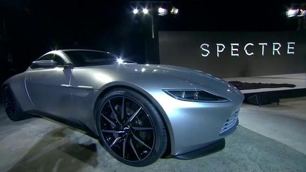 James Bond brand new DB 10