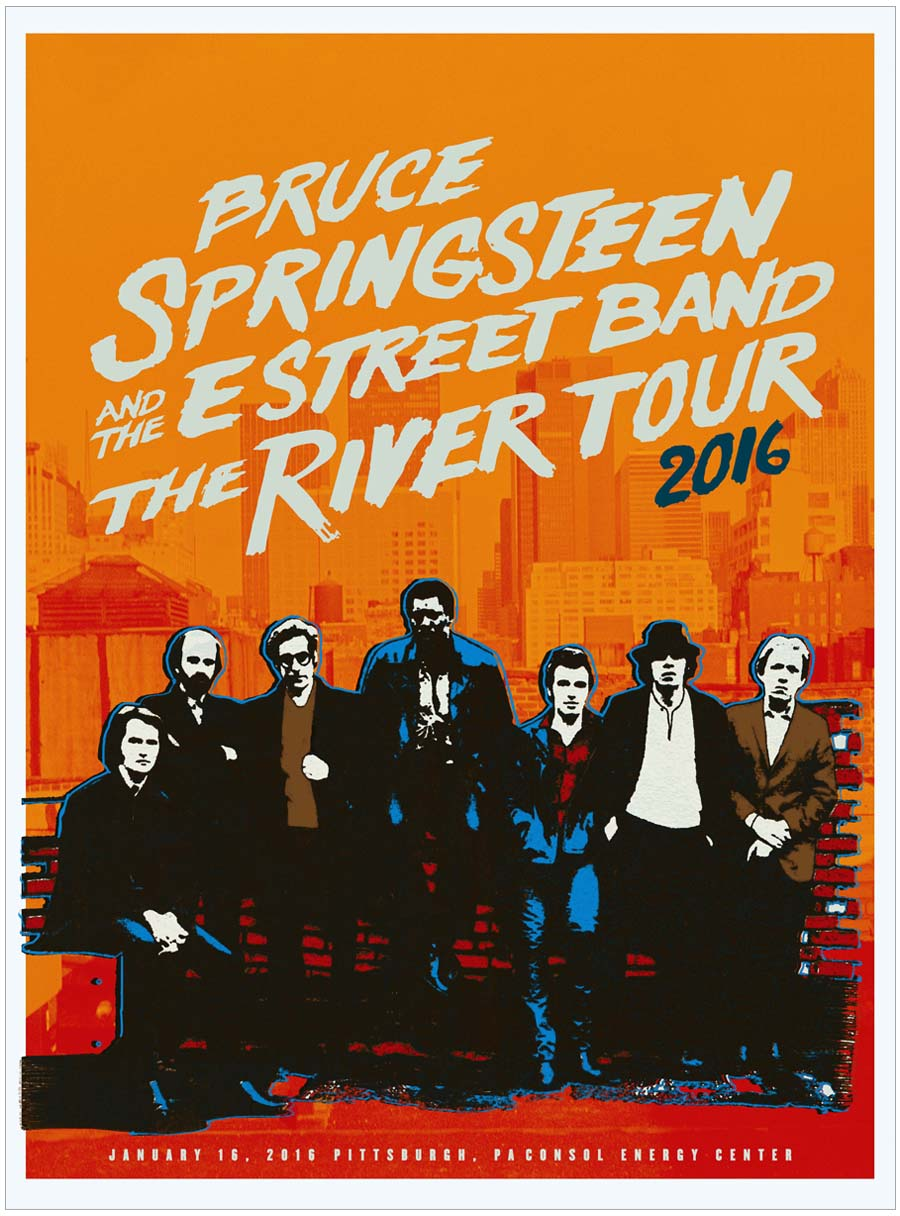 The River 2016 Tour