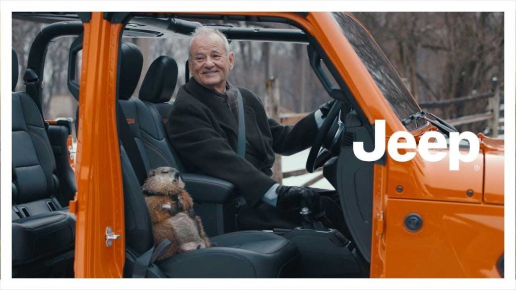 Bill-Murray-returns-to-Groundhog-Day-in-Jeep-Commercial