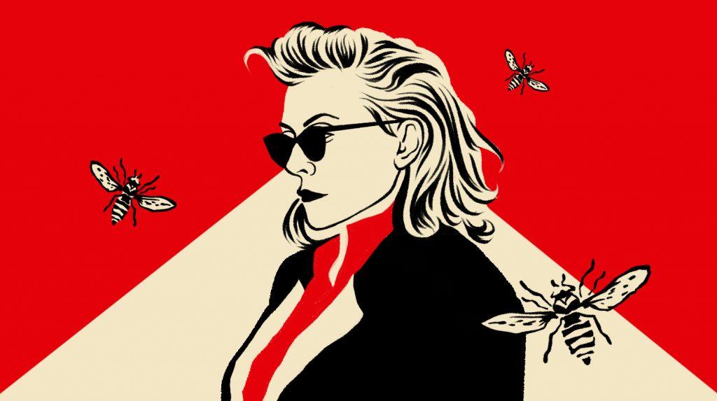 Blondie-Pollinator_