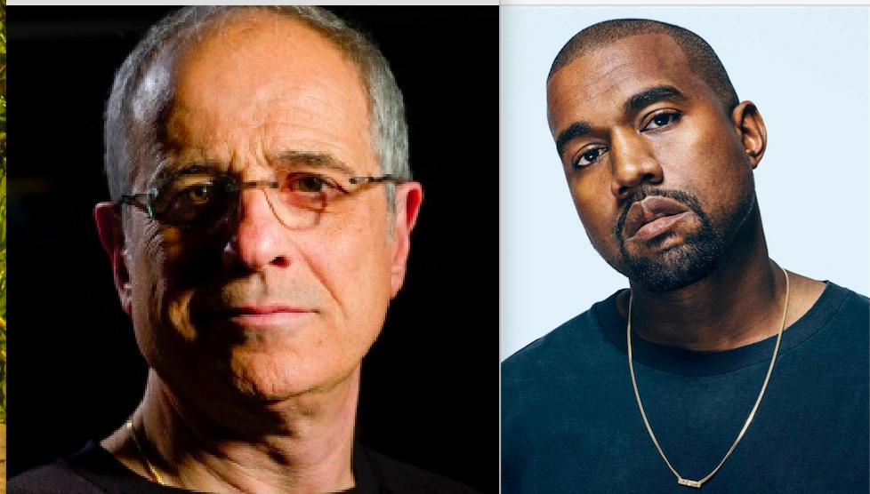 Bob Ezrin VS Kanye West