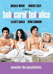 Bob et Carole et Ted et Alice affiche