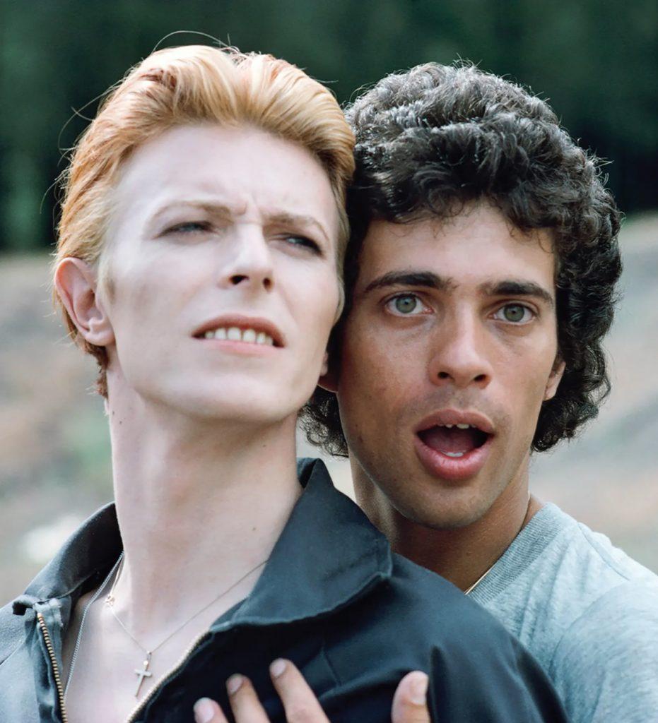 Bowie et MacCormack