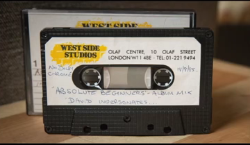 Bowie tape