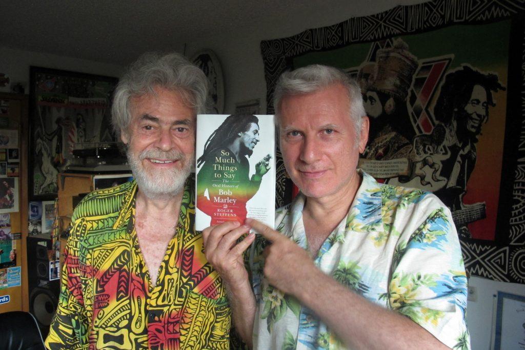 Bruno Blum & Roger Steffens