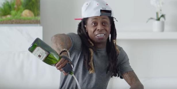 Champ phone Lil Wayne