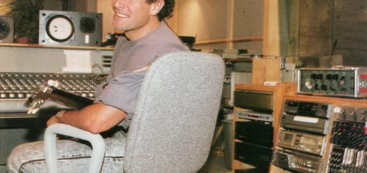 Johnny Clegg by Claude Gassian