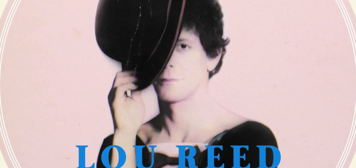 Couverture Lou Reed definitive