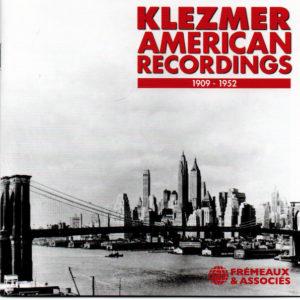 Cover CD Kletzmer