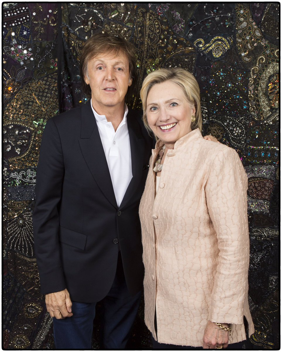 Paulo & Hillary