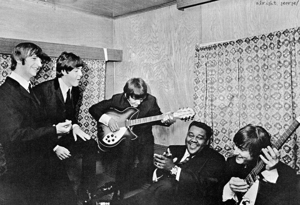 Fats Domino & the Beatles