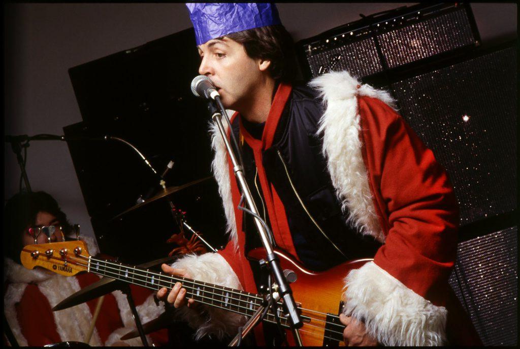 Paul McCartney Xmas