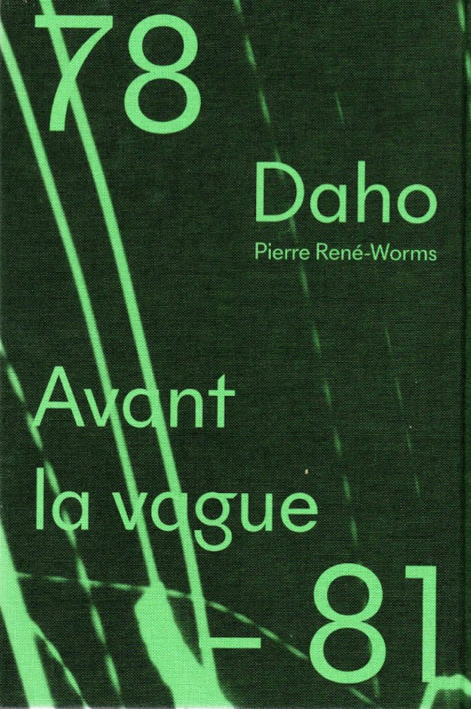 Daho Worms book