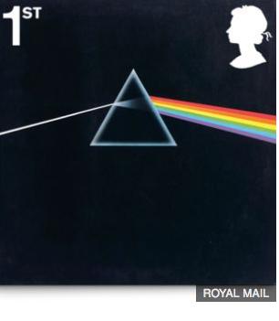 Dark Side Stamp