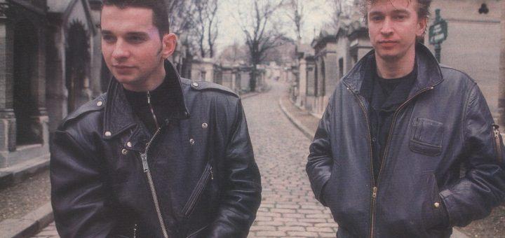 Depeche Mode by Jean Yves Legras