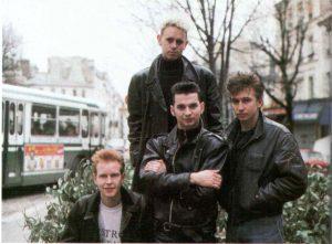 Depeche Mode in Paris by J Y legras