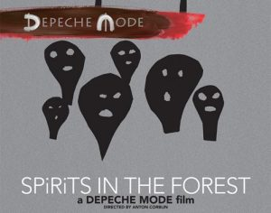 Depeche Mode Spirits Film