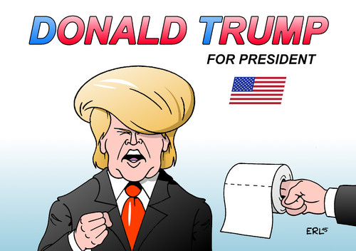Donald Ugly Trump