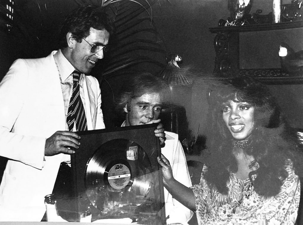 Donna Summer & Marcel