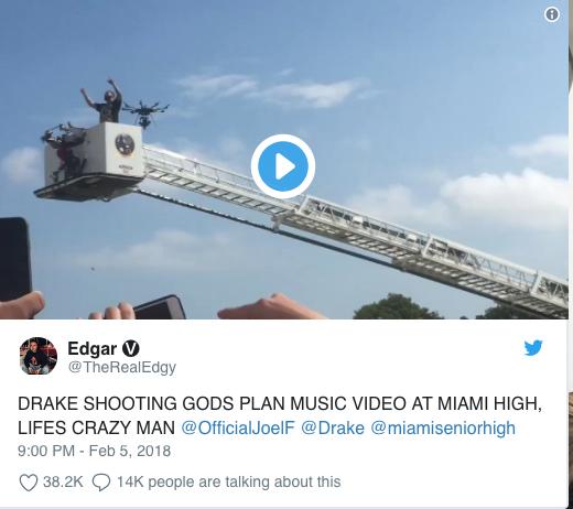 Drake Miami