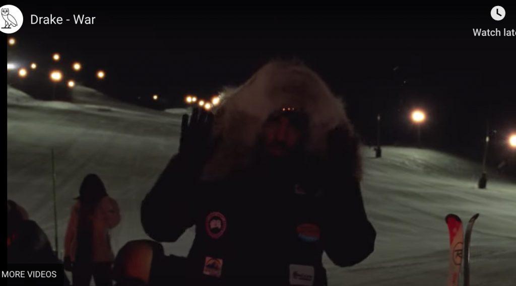 Drake ski