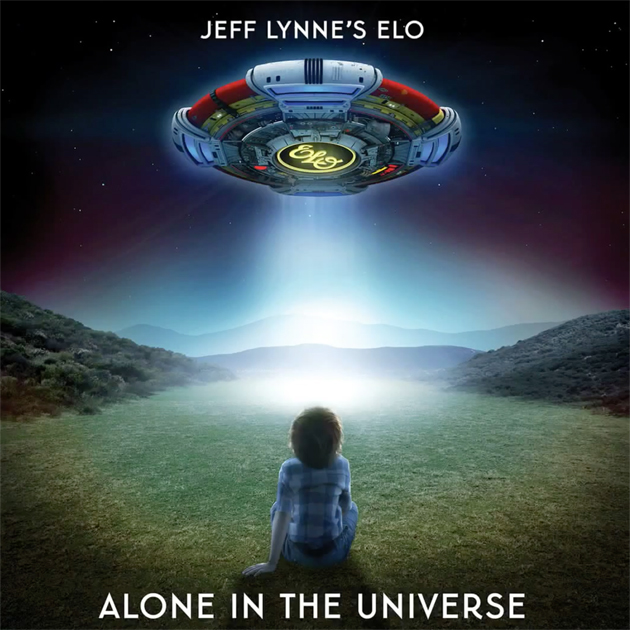 "ELO ""Alone in the Universe"""