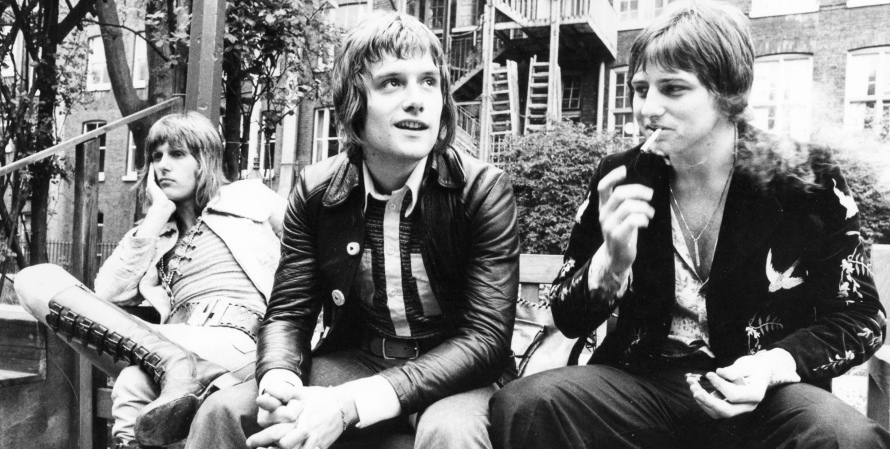 Emerson Lake and Palmer - A Time And A Place