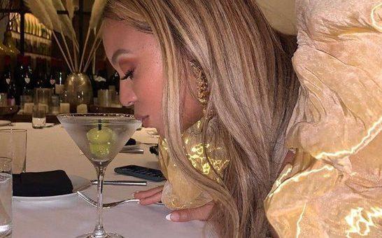 Beyoncé Martini