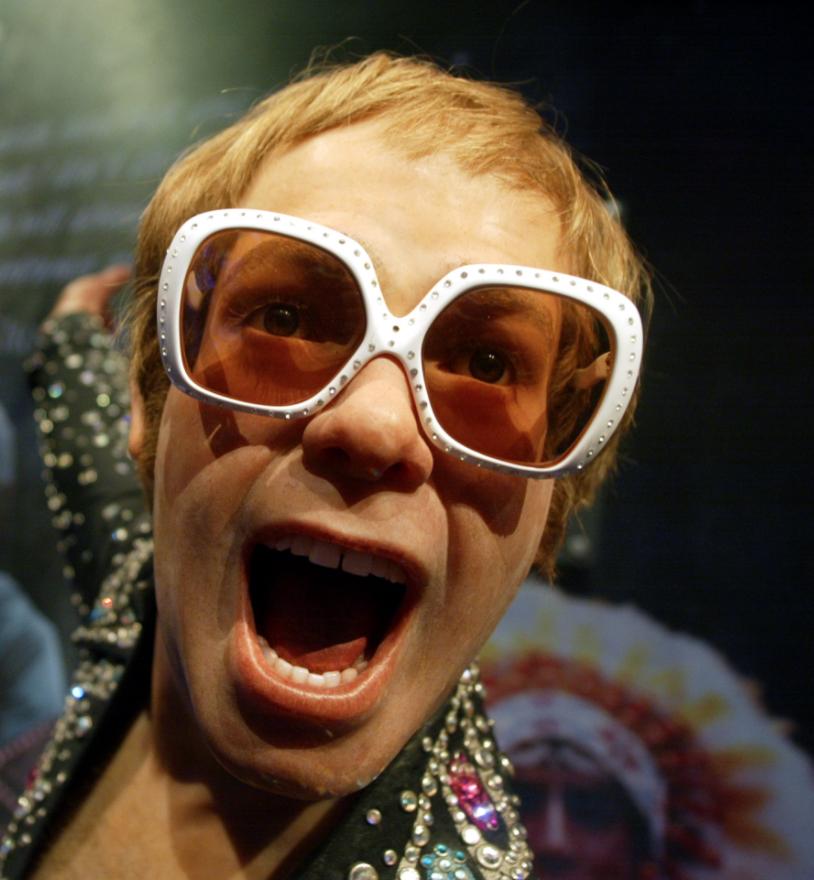 Elton 70's
