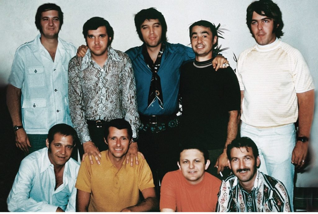 Elvis and the Memphis Boys