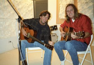 Eric Clapton &Tim Duffy