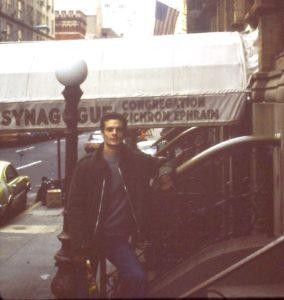 Frank Darcel NY 1980